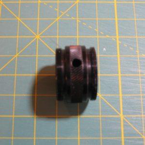 Custom Lightsaber Black v2 Coupler