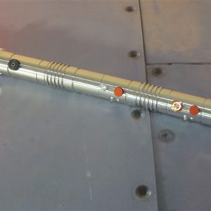 Double Bladed Menace SE (second Menace and coupler NOT INCLUDED, must be purchased separately to create a double sided lightsaber)