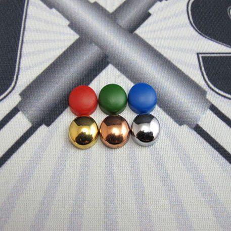 The Graflex CE Emitter Button Options
