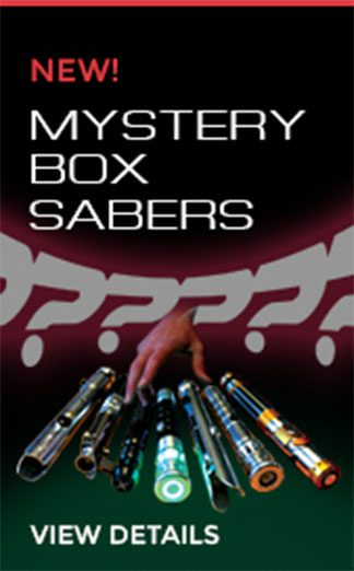 Mystery Box Lightsabers