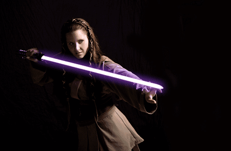 Which Star Wars Characters Wield Purple Sabers Ultra Sabers