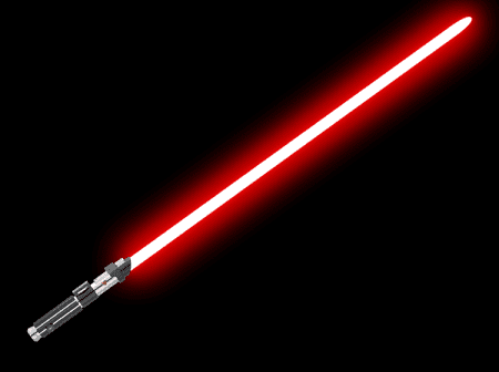 Red Lightsaber