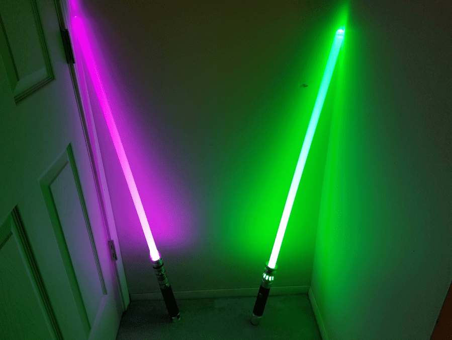 Making Your Lightsaber Your Own Ultra Sabers