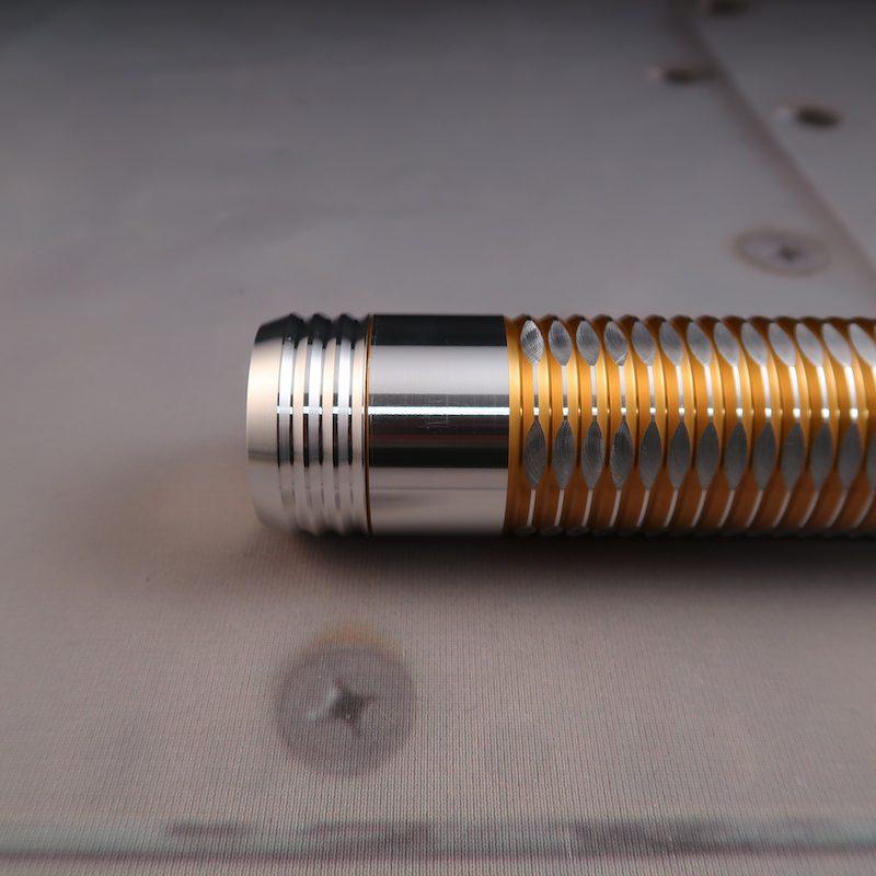 Apprentice LE v5 Custom Lightsaber Pommel