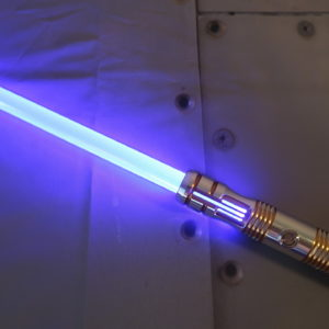 The Apprentice LE Lightsaber Full View