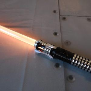 The Dark Initiate LE v5 Custom Lightsaber Full View