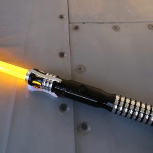 The Dominix LE v5 Custom Lightsaber Full View