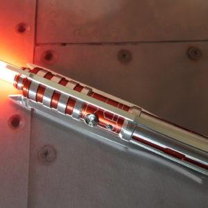 Crimson Butcher Custom Lightsaber