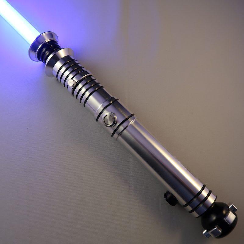 Dark Savior Illuminated Custom Lightsaber