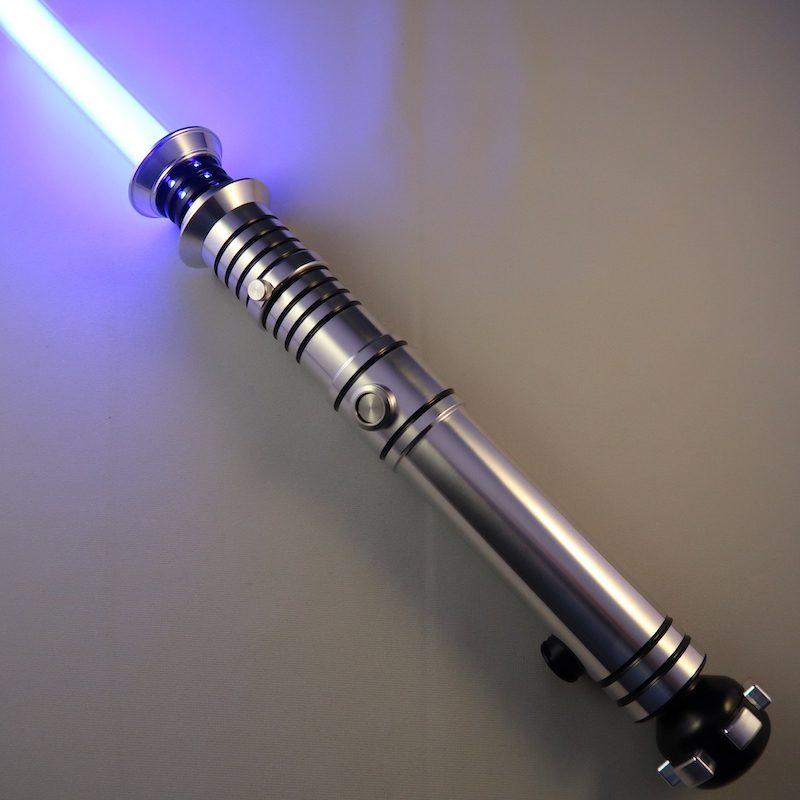 Illuminated Dark Savior Lightsaber