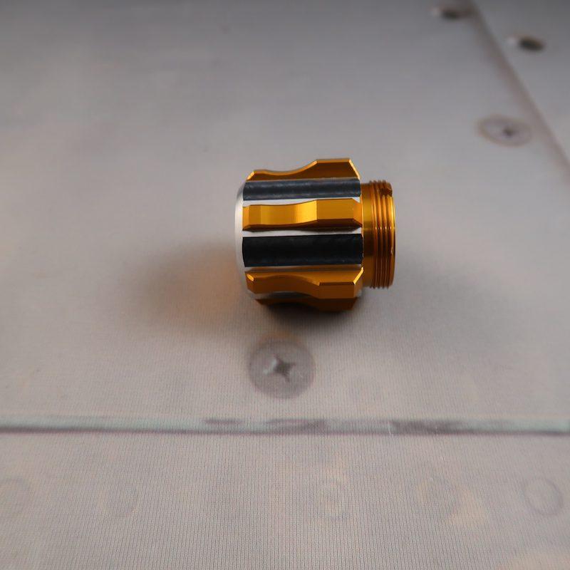 Solid Aeon LE v5 Pommel for Custom Lightsaber