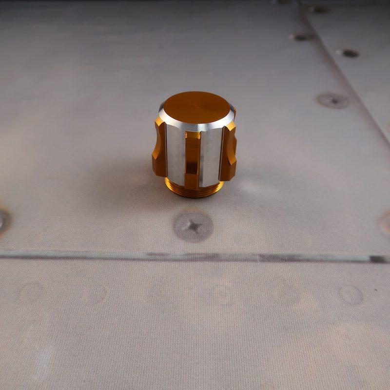 Aeon LE v5 Solid Pommel for Custom Lightsaber Bottom