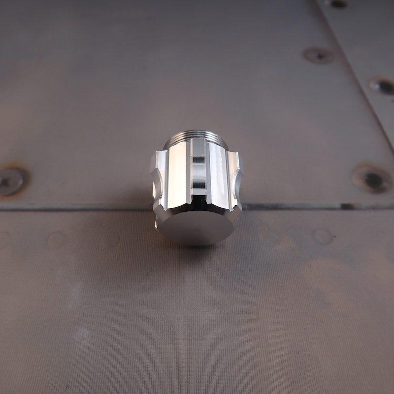 Aeon v5 Pommel Custom Lightsaber Solid