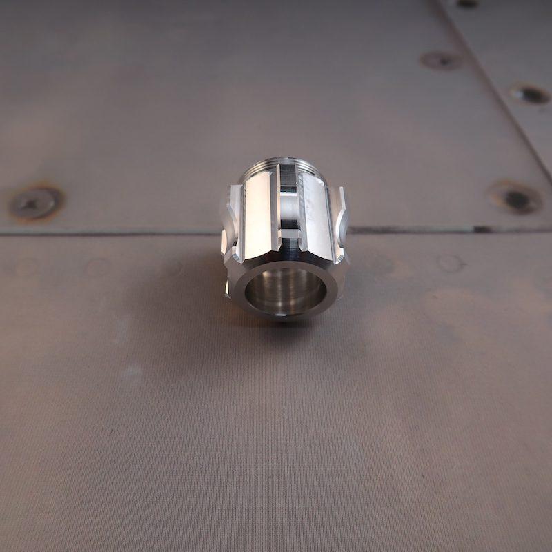 Aeon v5 Pommel Custom Lightsaber Vented View