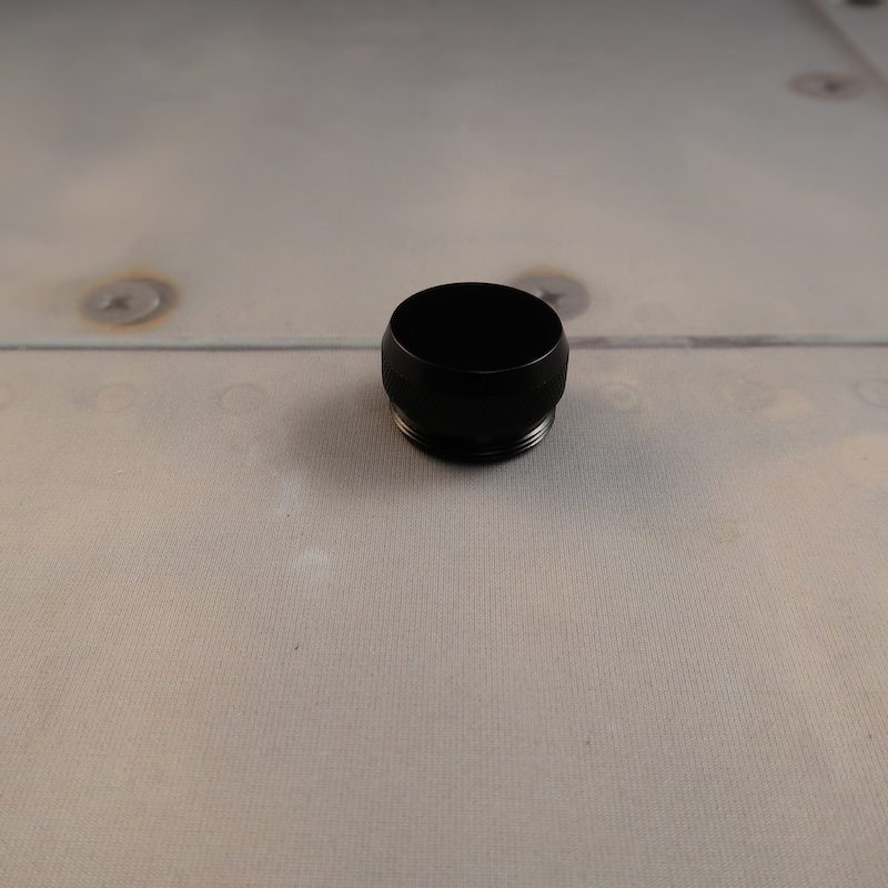 Lightsaber Dominix v4 Pommel Solid Bottom Part
