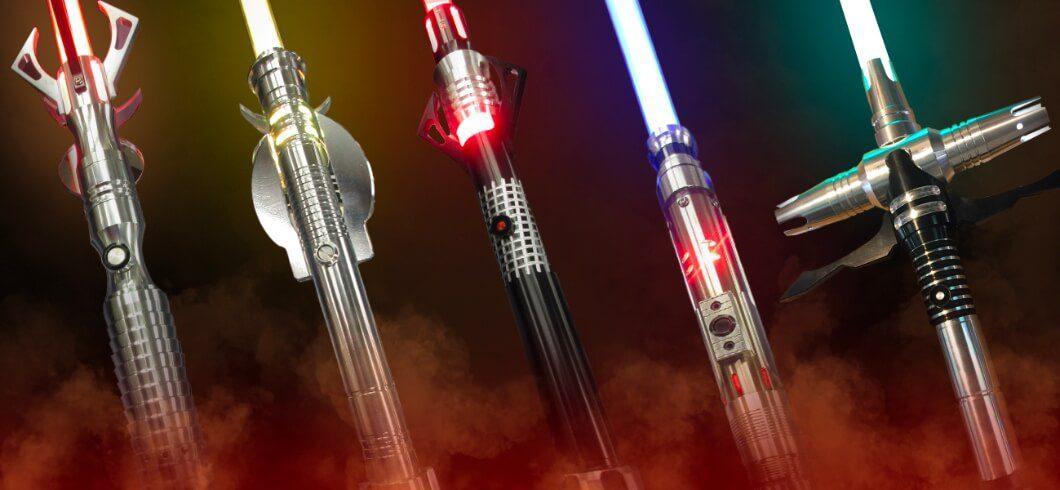 Ultrasabers Frankensabers - Custom Lightsabers