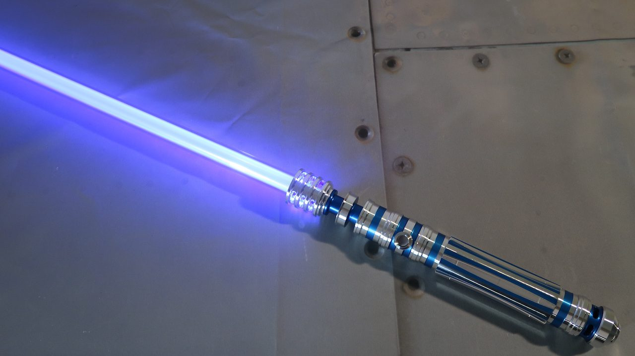 The Azure Princess From Ultrasabers