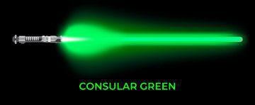 Green Lightsabers