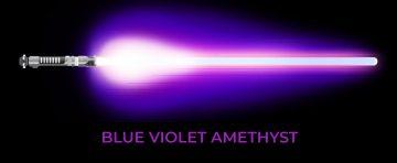Purple Lightsabers