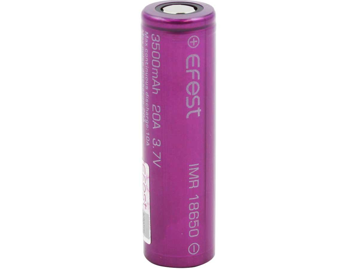 Efest 18650 3500mAh Battery